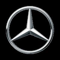 Mercedes-Benz Kennzeicheneinleger